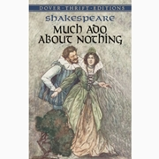 MUCH ADO ABOUT NOTHING SHAKESPEARE