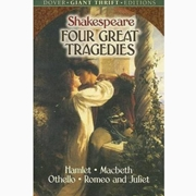 FOUR GREAT TRAGEDIES SHAKESPEARE