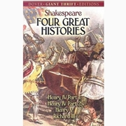 FOUR GREAT HISTORIES SHAKESPEARE