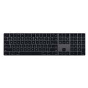 Apple Magic Keyboard w/ Numberic Keypad Space Gray